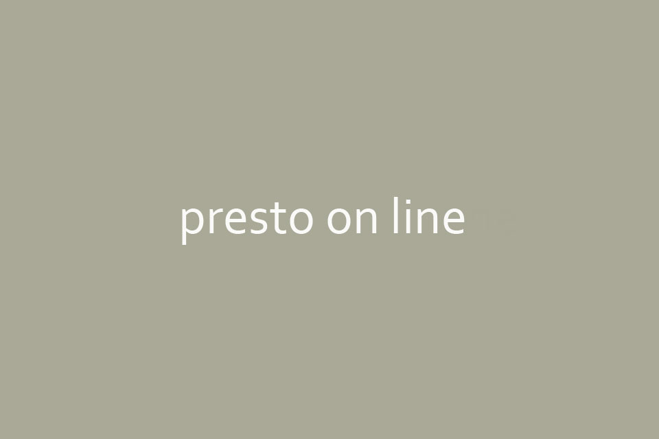 presto-in-line